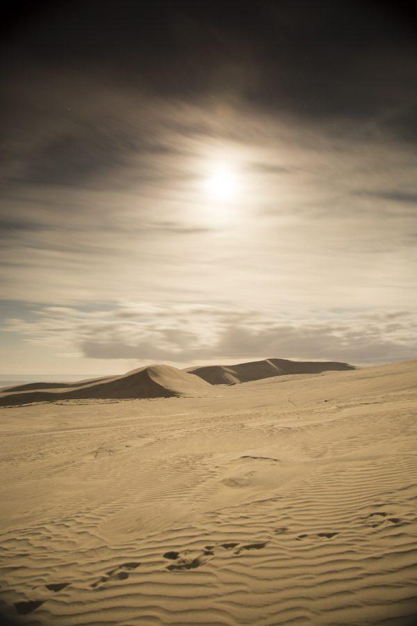 Te Paki Sand Dunes, Cape Reinga, 2019